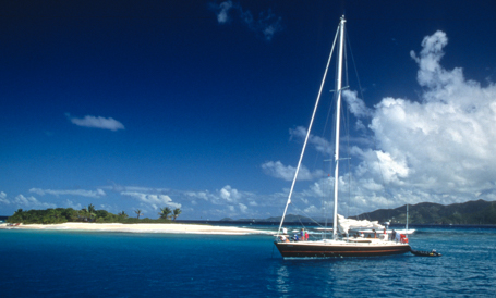 U.S. and British Virgin Islands Yacht Charters