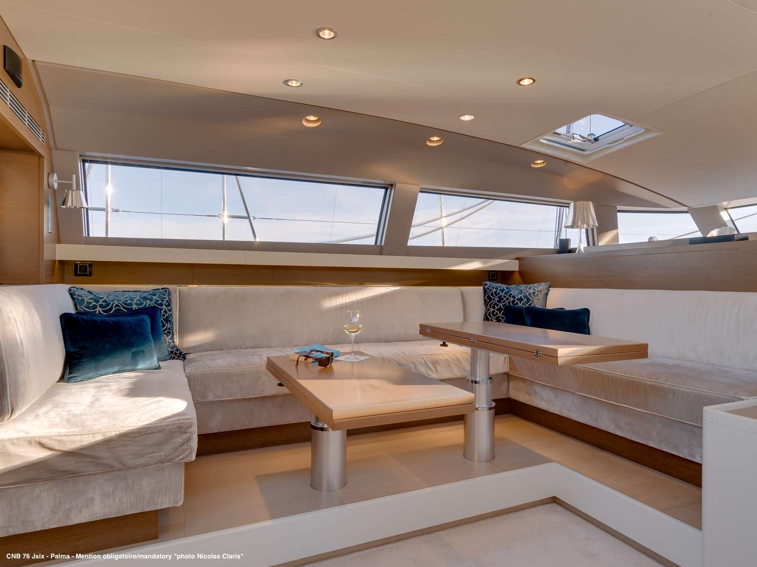Sail Yacht 'Sail', 6 PAX, 3 Crew, 76.00 Ft, 23.00 Meters, Built 2016, CNB Bordeaux, Refit Year