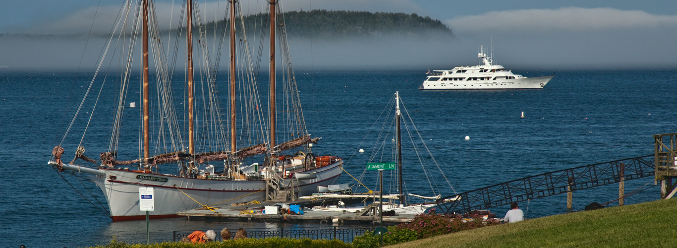 windjammers in Maine