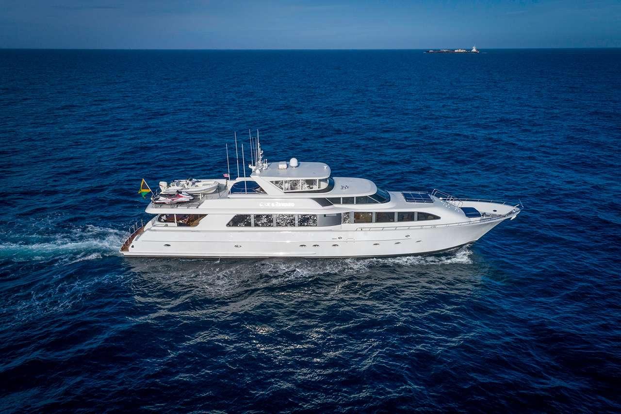Power Yacht 'Power', 8 PAX, 5 Crew, 112.00 Ft, 34.00 Meters, Built 2001, Westport, Refit Year 2017