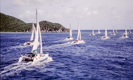 Corporate Group Yacht  Charter Flotillas