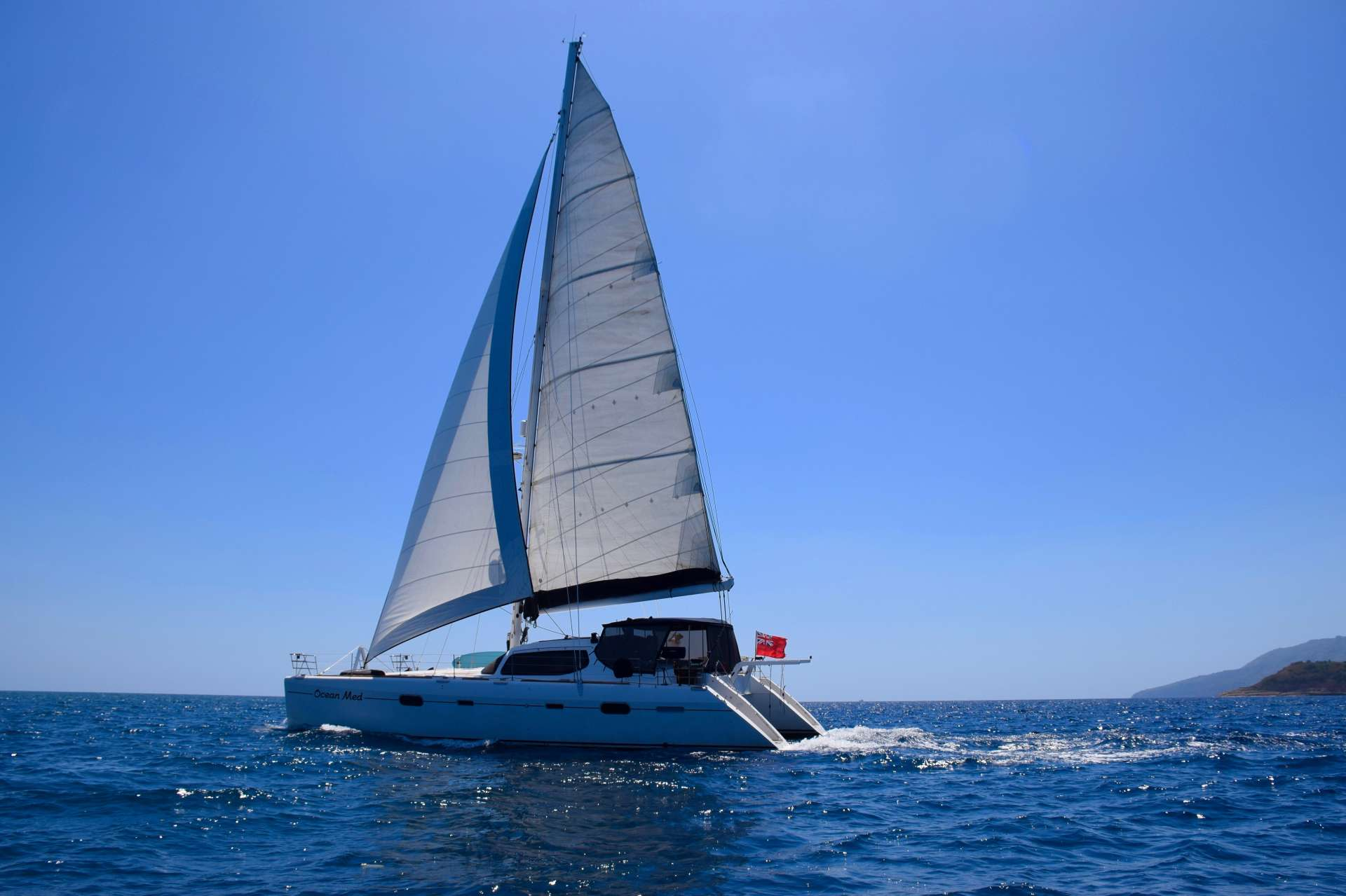 Cat Yacht 'Cat', 9 PAX, 3 Crew, 59.00 Ft, 17.00 Meters, Built 2004, ALLIAURA MAR, Refit Year 2018