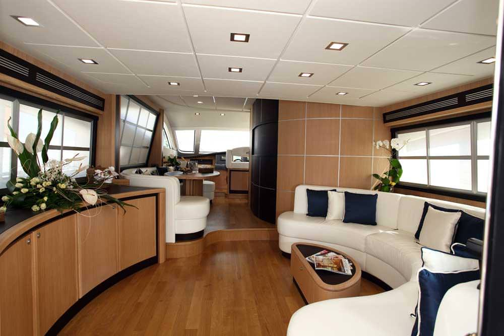Power Yacht 'Power', 6 PAX, 3 Crew, 72.16 Ft, 22.00 Meters, Built 2009, Abacus, Refit Year