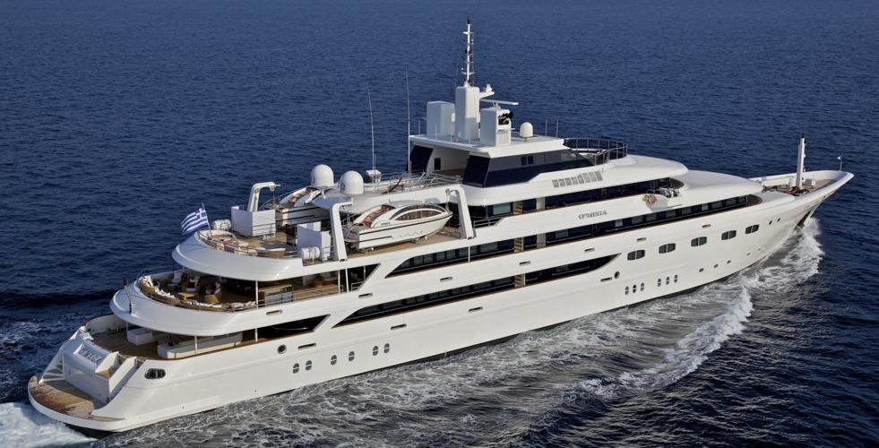 Large Capacity Mega Super Yacht Charters - Large Capacity