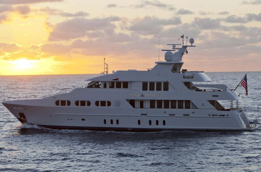Power Yacht 'Power', 10 PAX, 7 Crew, 125.00 Ft, 38.00 Meters, Built 2003, Palmer Johnson, Refit Year 2018