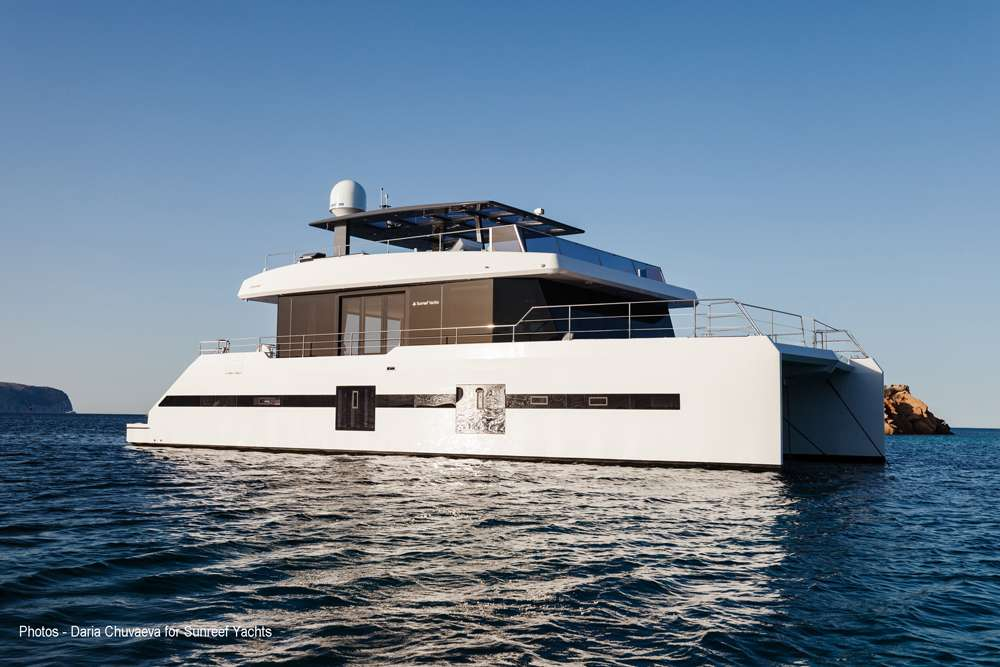 Cat Yacht 'Cat', 10 PAX, 4 Crew, 68.00 Ft, 20.00 Meters, Built 2017, Sunreef Yachts, Refit Year