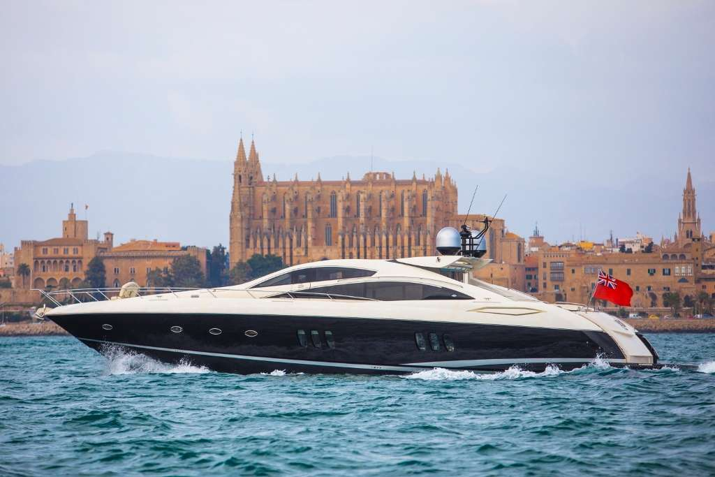 Power Yacht 'Power', 8 PAX, 2 Crew, 82.00 Ft, 25.00 Meters, Built 2008, Sunseeker, Refit Year