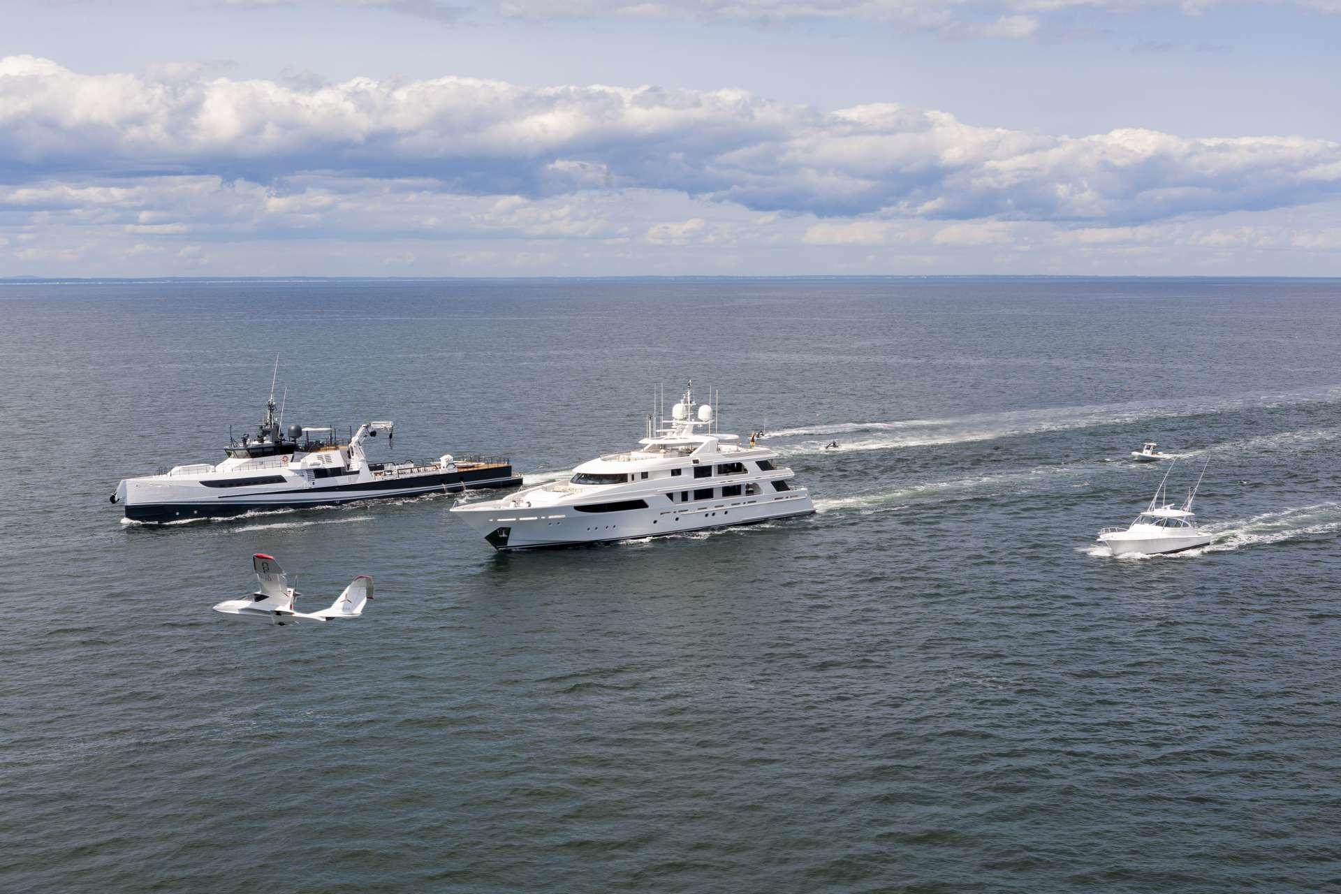 Power Yacht 'Power', 12 PAX, 11 Crew, 164.00 Ft, 50.00 Meters, Built 2010, Westport, Refit Year