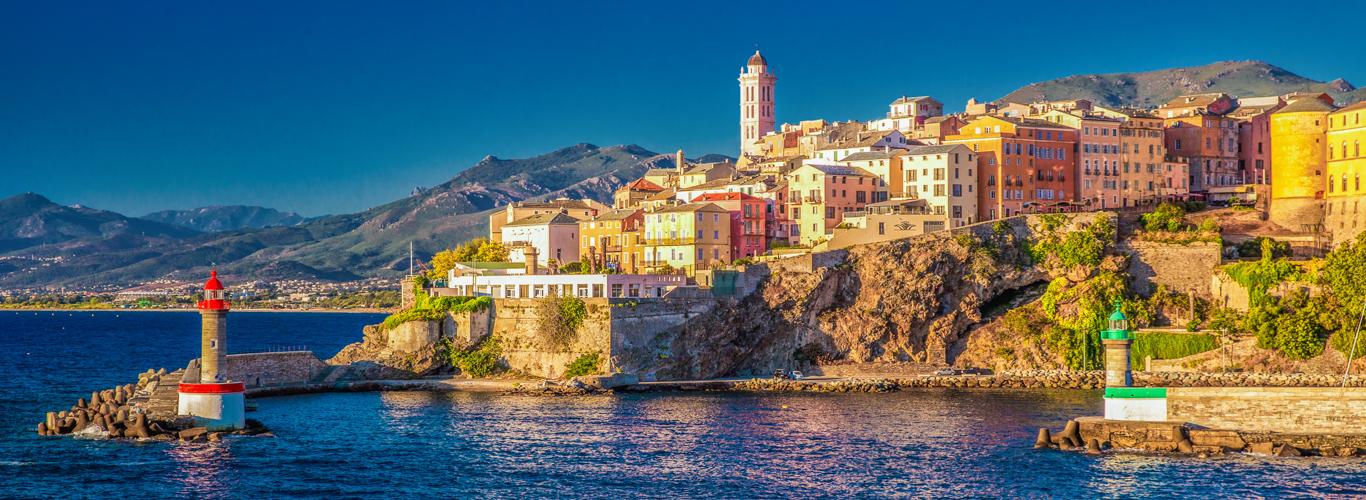sailing in Corsica & Sardinia