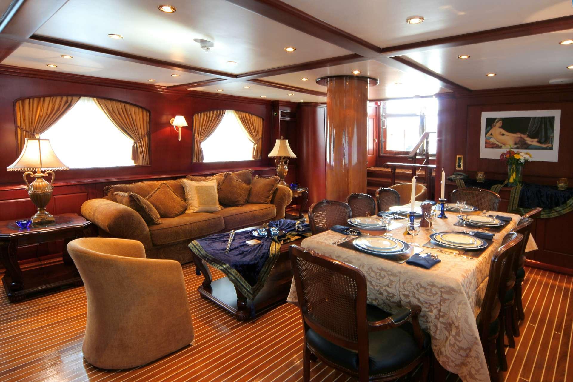 Motors Yacht 'Motors', 10 PAX, 4 Crew, 98.00 Ft, 30.00 Meters, Built 2004, Custom, Refit Year 2017