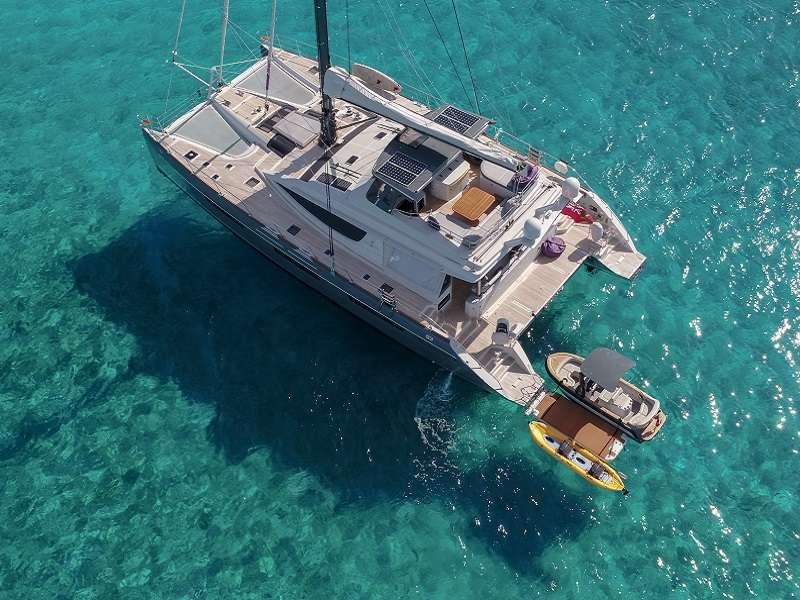 Cat Yacht 'Cat', 6 PAX, 4 Crew, 78.00 Ft, 23.00 Meters, Built 2016, PRIVILEGE MARINE, Refit Year
