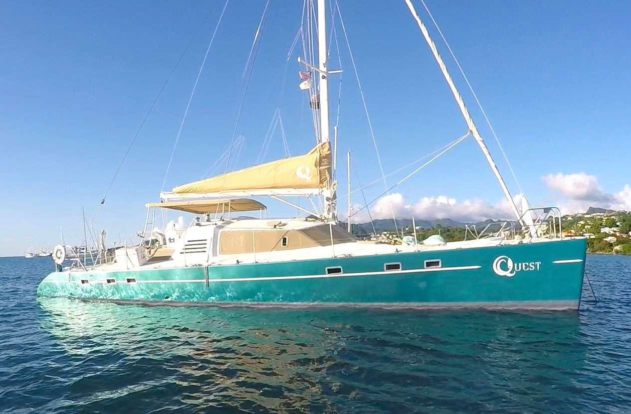 Cat Yacht 'Cat', 6 PAX, 2 Crew, 57.00 Ft, 17.00 Meters, Built 1991, Simonis, Refit Year Full refit 2018