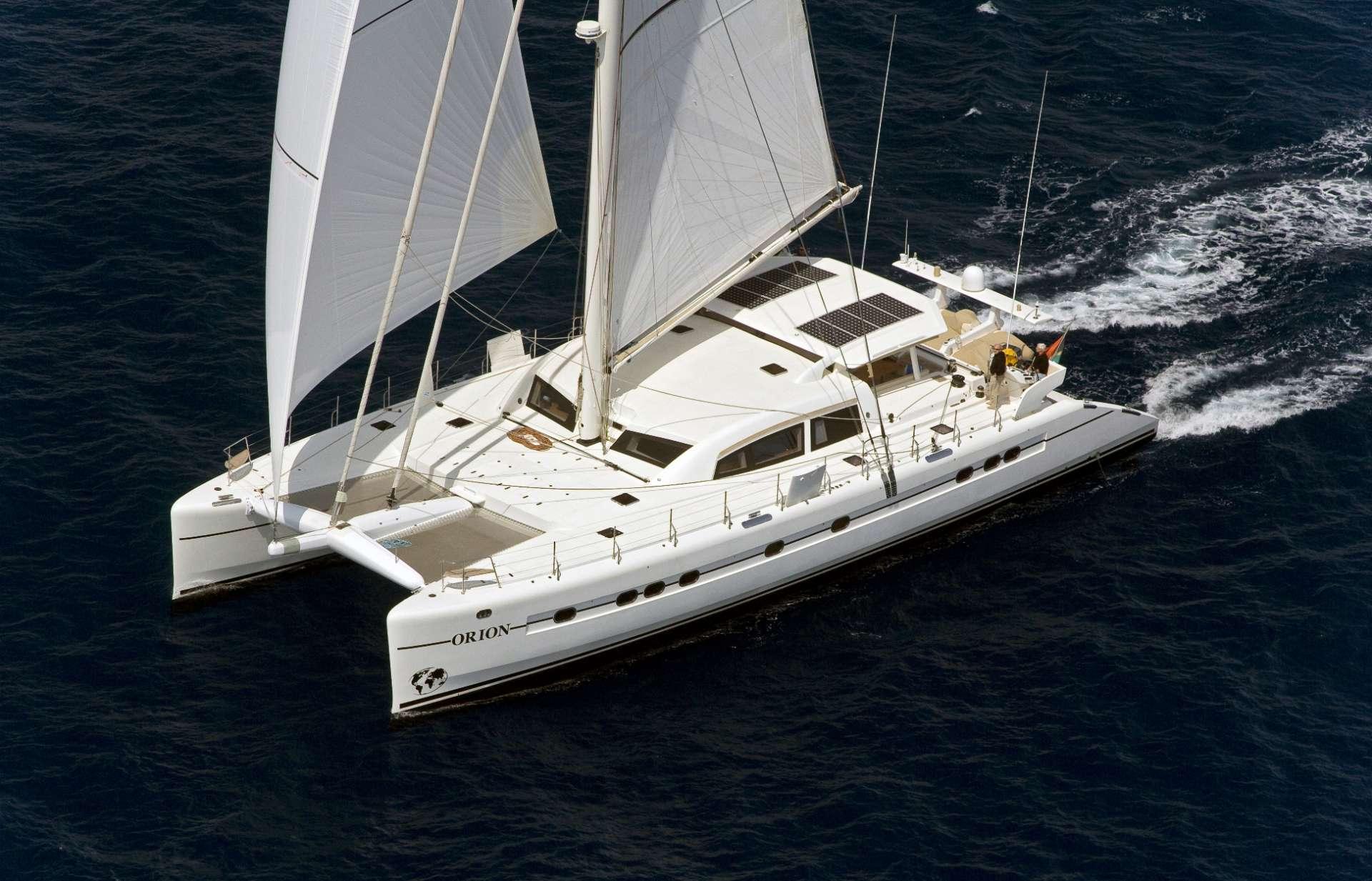 Cat Yacht 'Cat', 8 PAX, 4 Crew, 90.00 Ft, 27.00 Meters, Built 2008, Catana, Refit Year 2019