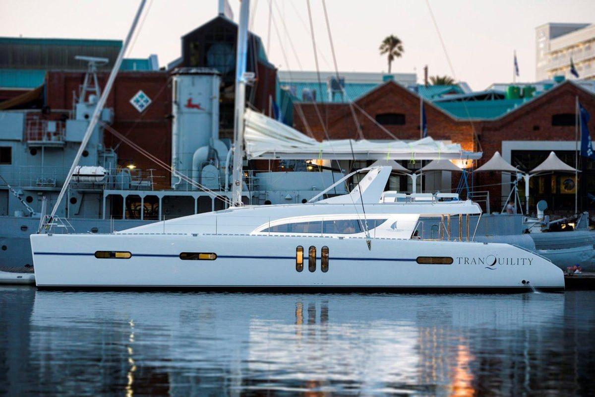 Cat Yacht 'Cat', 12 PAX, 4 Crew, 76.00 Ft, 23.00 Meters, Built 2014, Matrix Yachts, Refit Year