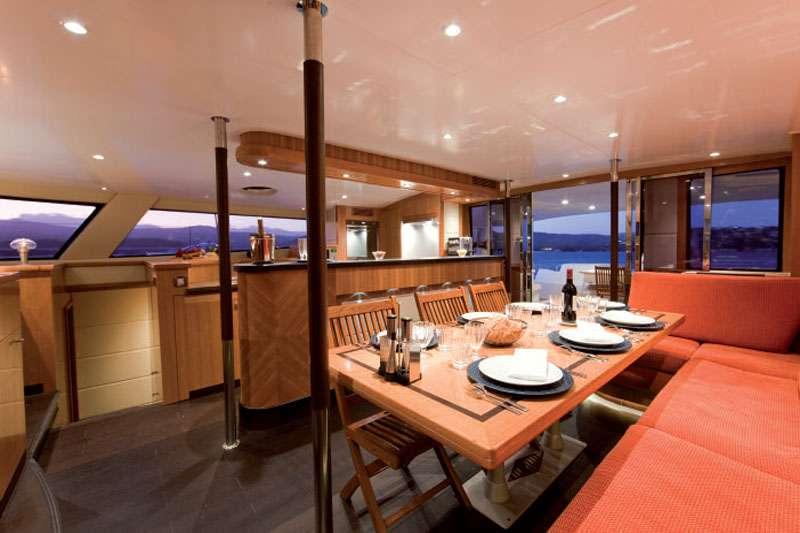 Cat Yacht 'Cat', 10 PAX, 3 Crew, 65.00 Ft, 19.00 Meters, Built 2009, FOUNTAINE PAJOT, Refit Year