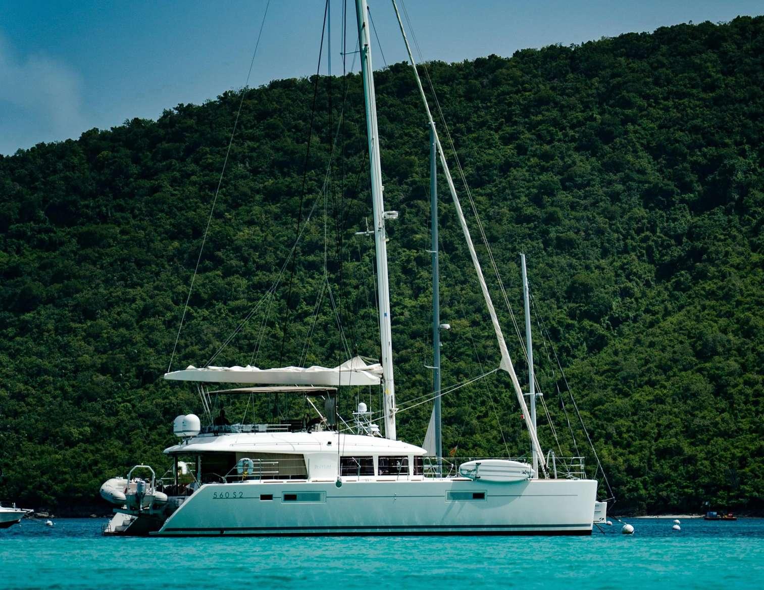 Cat Yacht 'Cat', 8 PAX, 2 Crew, 56.00 Ft, 17.00 Meters, Built 2014, Lagoon, Refit Year