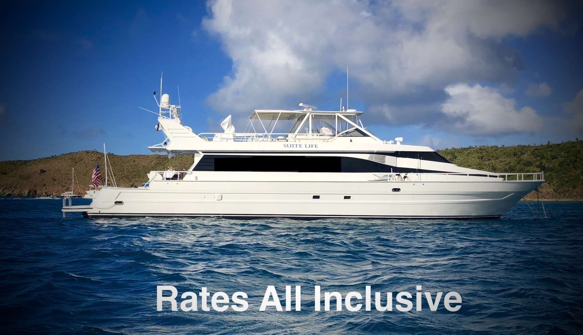 Power Yacht 'Power', 8 PAX, 3 Crew, 92.00 Ft, 28.00 Meters, Built 1998, Tarrab Yachts, Refit Year 2016