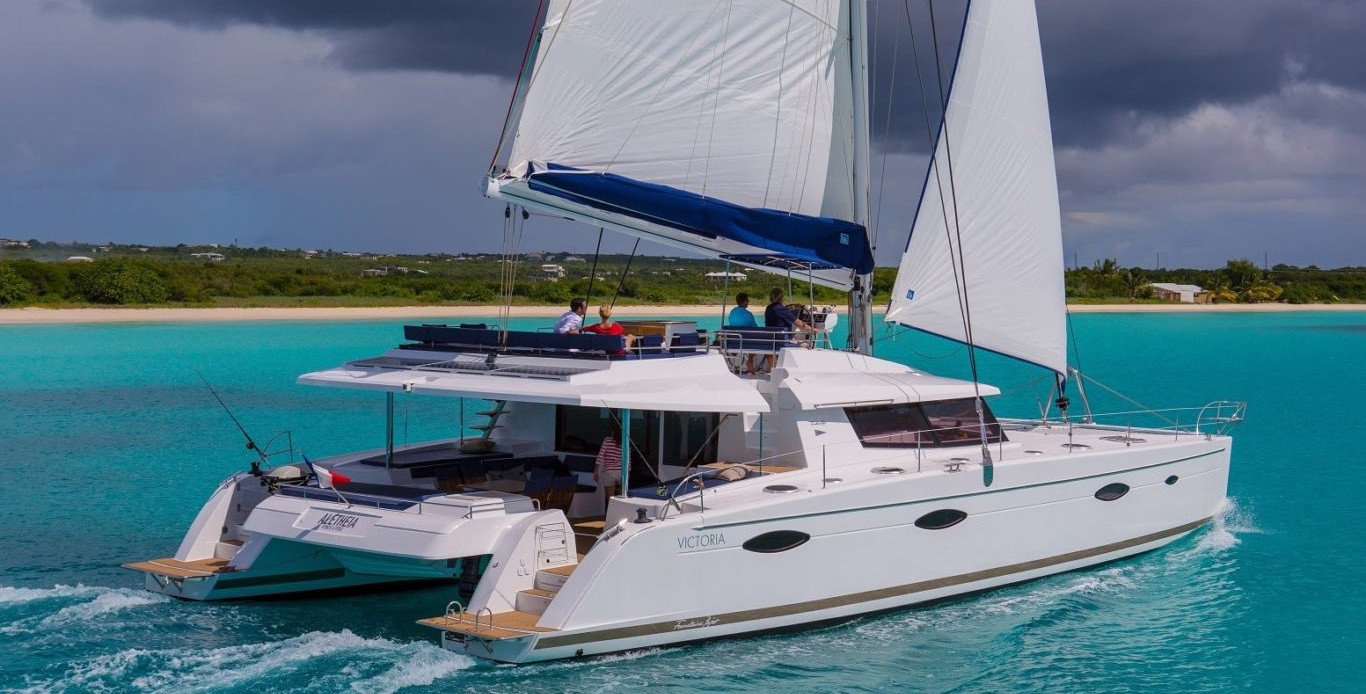 Fountain Pajot Catamaran Lir - Charter Specials