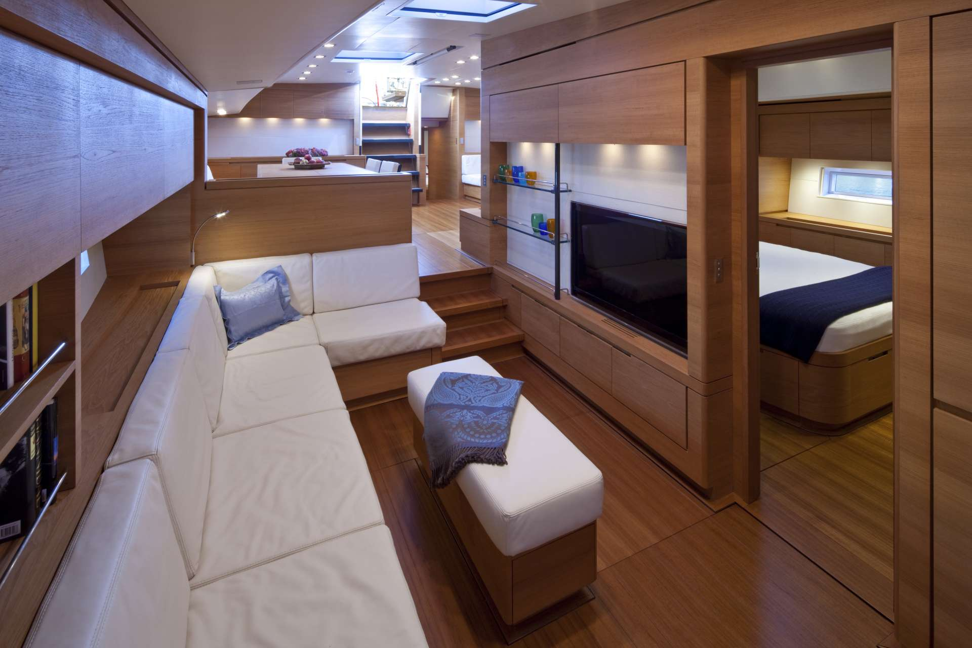 Sail Yacht 'Sail', 8 PAX, 5 Crew, 110.00 Ft, 33.00 Meters, Built 2010, Southern Wind, Refit Year