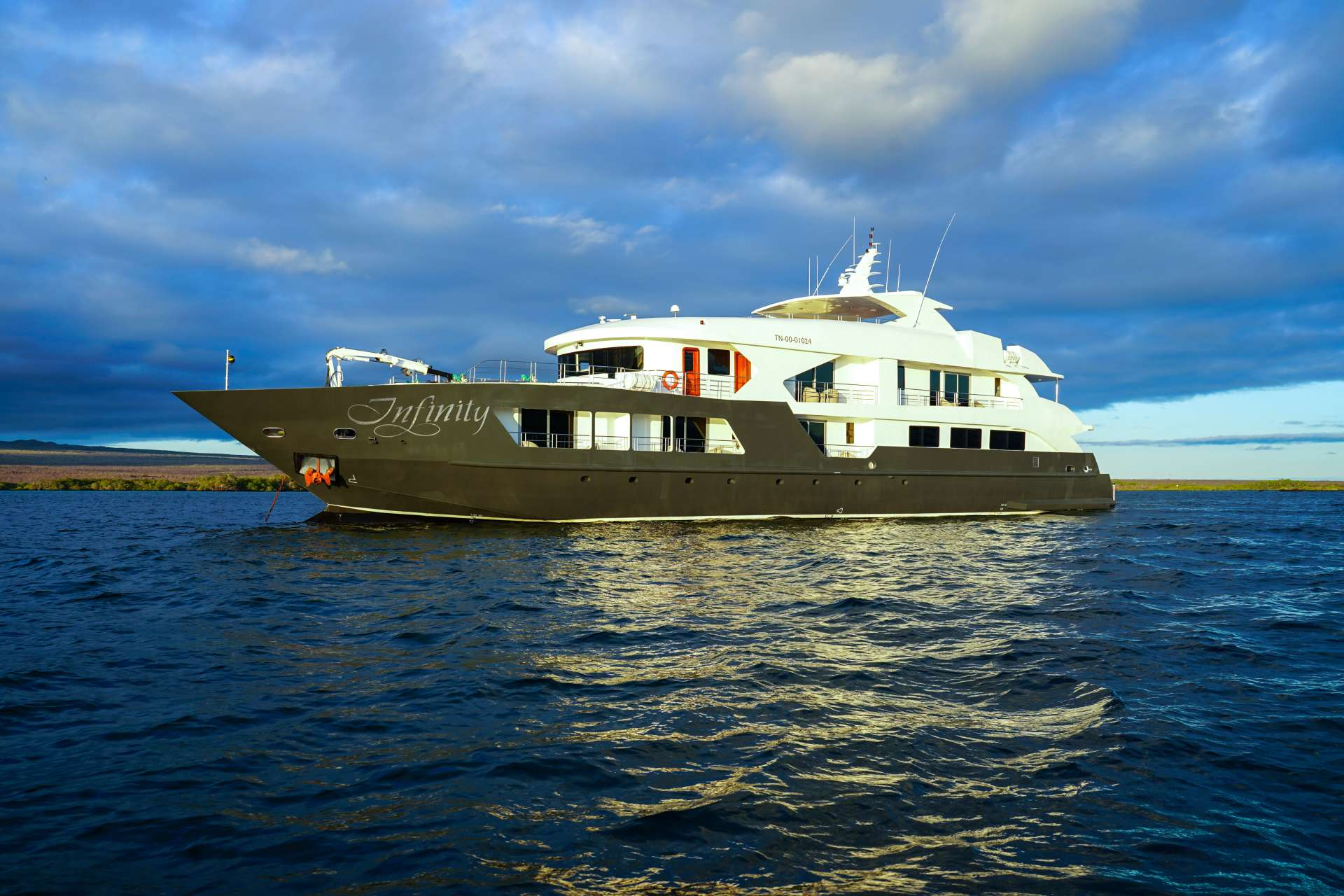 Power Yacht 'Power', 20 PAX, 10 Crew, 161.00 Ft, 49.00 Meters, Built 2018, ., Refit Year