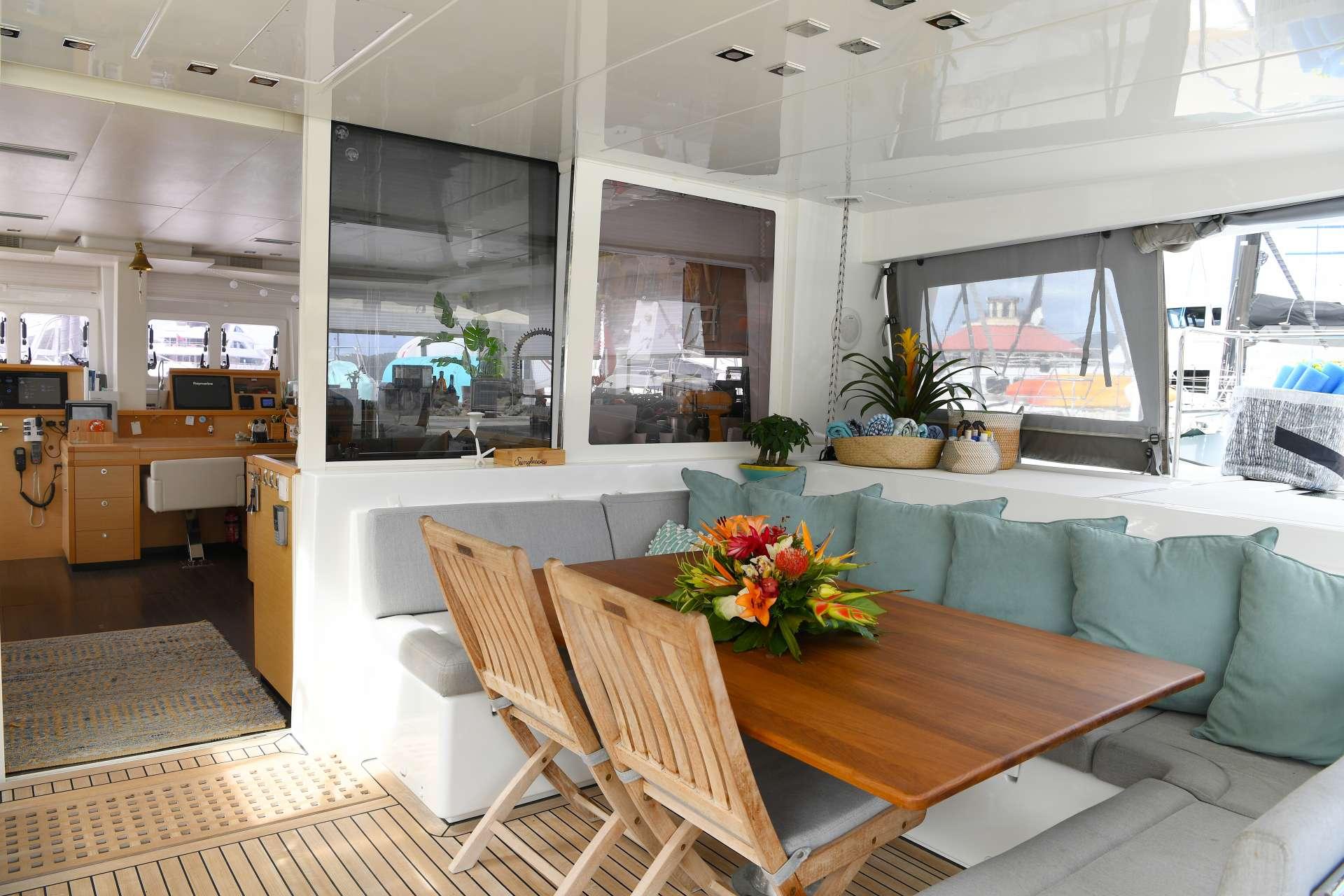 Cat Yacht 'Cat', 8 PAX, 2 Crew, 56.00 Ft, 17.00 Meters, Built 2013, Lagoon, Refit Year 2018