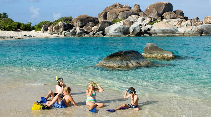 family catamaran yacht charter in BVI