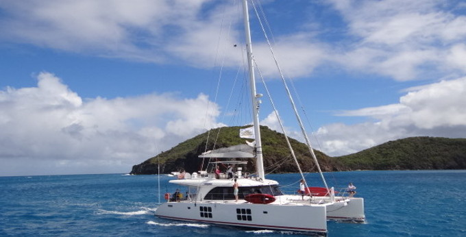 BVI Catamaran Charter Discounts - 2016