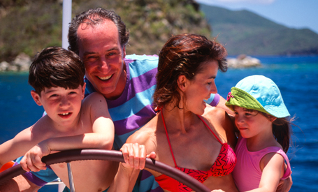 All Inclusive Family Yacht Charters