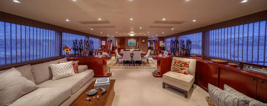Power Yacht 'Power', 9 PAX, 4 Crew, 103.00 Ft, 31.00 Meters, Built 1998, Broward, Refit Year 2018