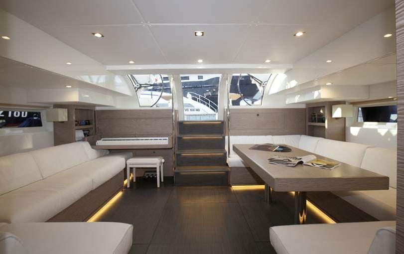 Sail Yacht 'Sail', 8 PAX, 3 Crew, 80.00 Ft, 24.00 Meters, Built 2014, Vismara 62, Refit Year