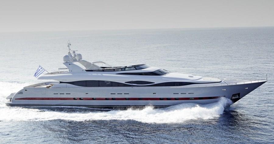 Power Yacht 'Power', 12 PAX, 8 Crew, 132.00 Ft, 40.00 Meters, Built 2006, Maiora, Refit Year 2019