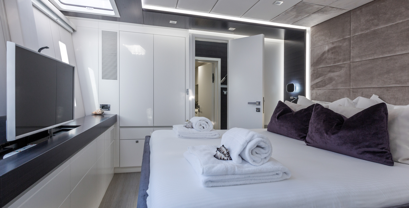 EQUAL STATEROOMS Available on All Fleets