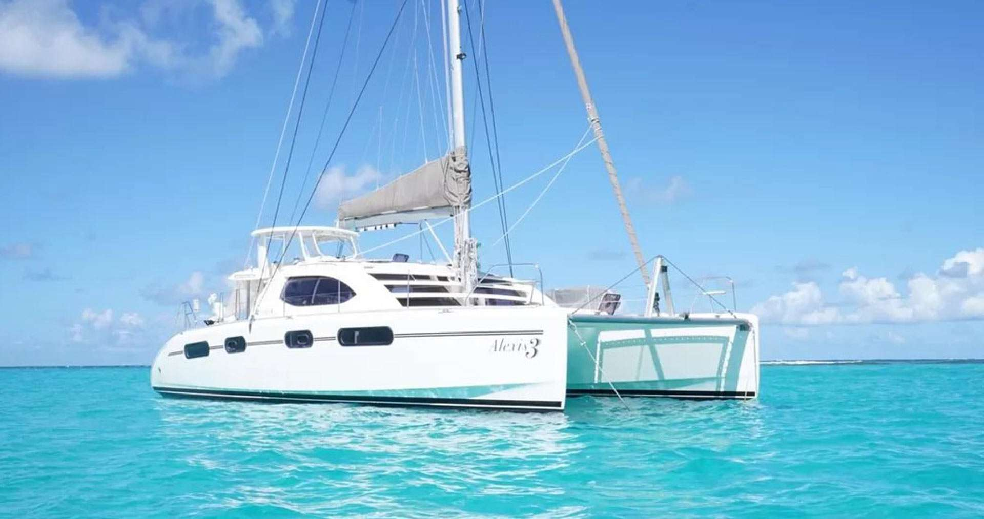 Cat Yacht 'Cat', 6 PAX, 2 Crew, 46.00 Ft, 14.00 Meters, Built 2008, Robertson and Caine, Refit Year 2018