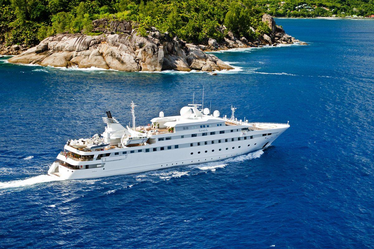 Power Yacht 'Power', 40 PAX,  Crew, 295.00 Ft, 90.00 Meters, Built 2002, Cassens Werft, Refit Year 2008/2015