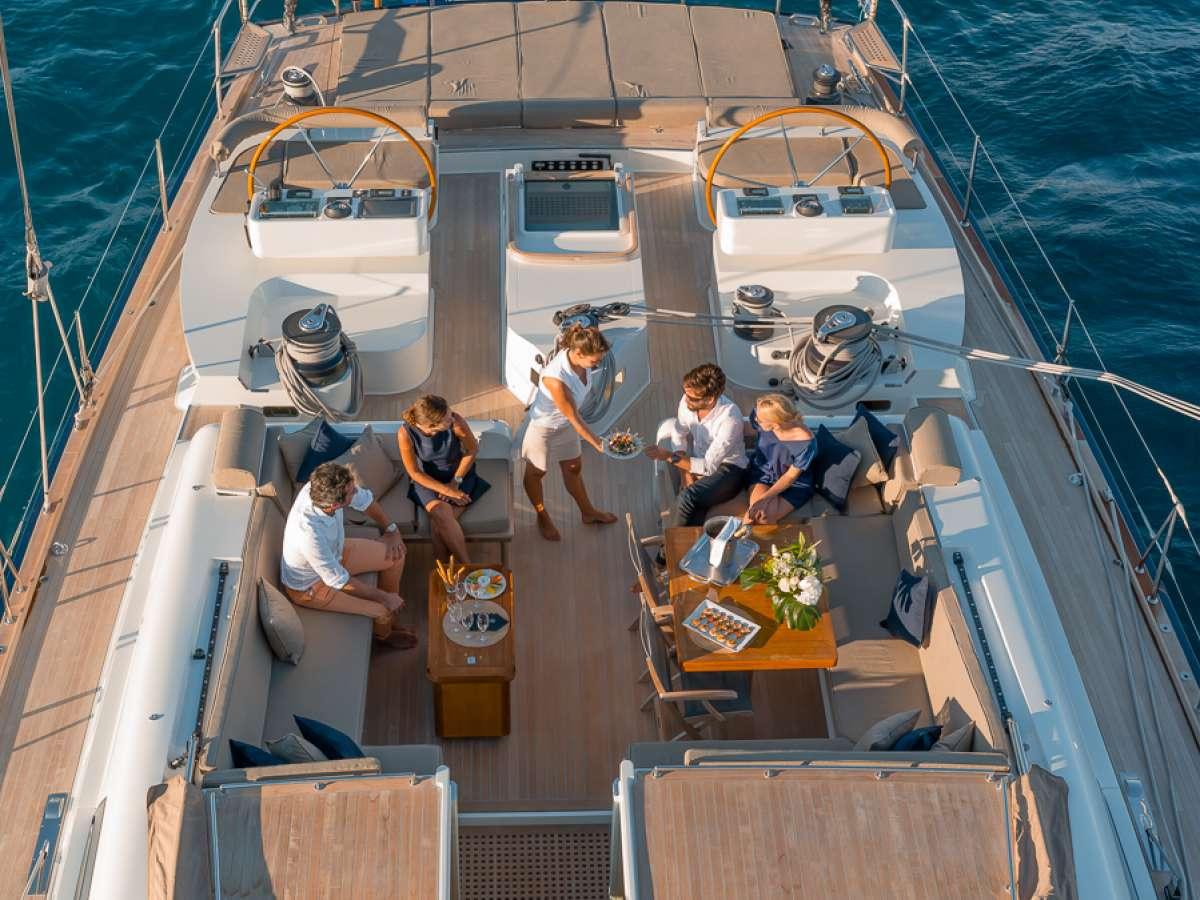 Sail Yacht 'Sail', 8 PAX, 4 Crew, 95.00 Ft, 28.00 Meters, Built 2003, CNB Bordeaux, Refit Year 2013