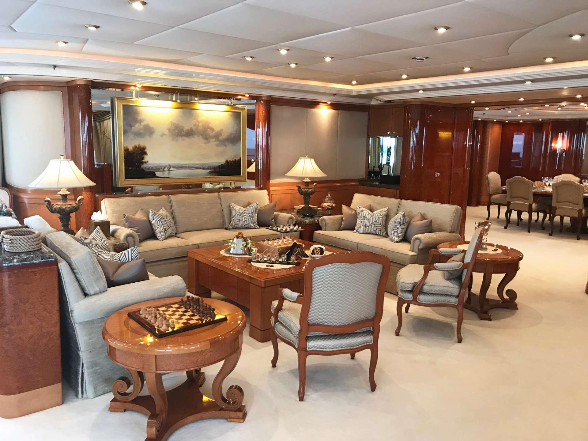 Power Yacht 'Power', 12 PAX, 15 Crew, 192.00 Ft, 58.00 Meters, Built 2003, Lurssen, Refit Year
