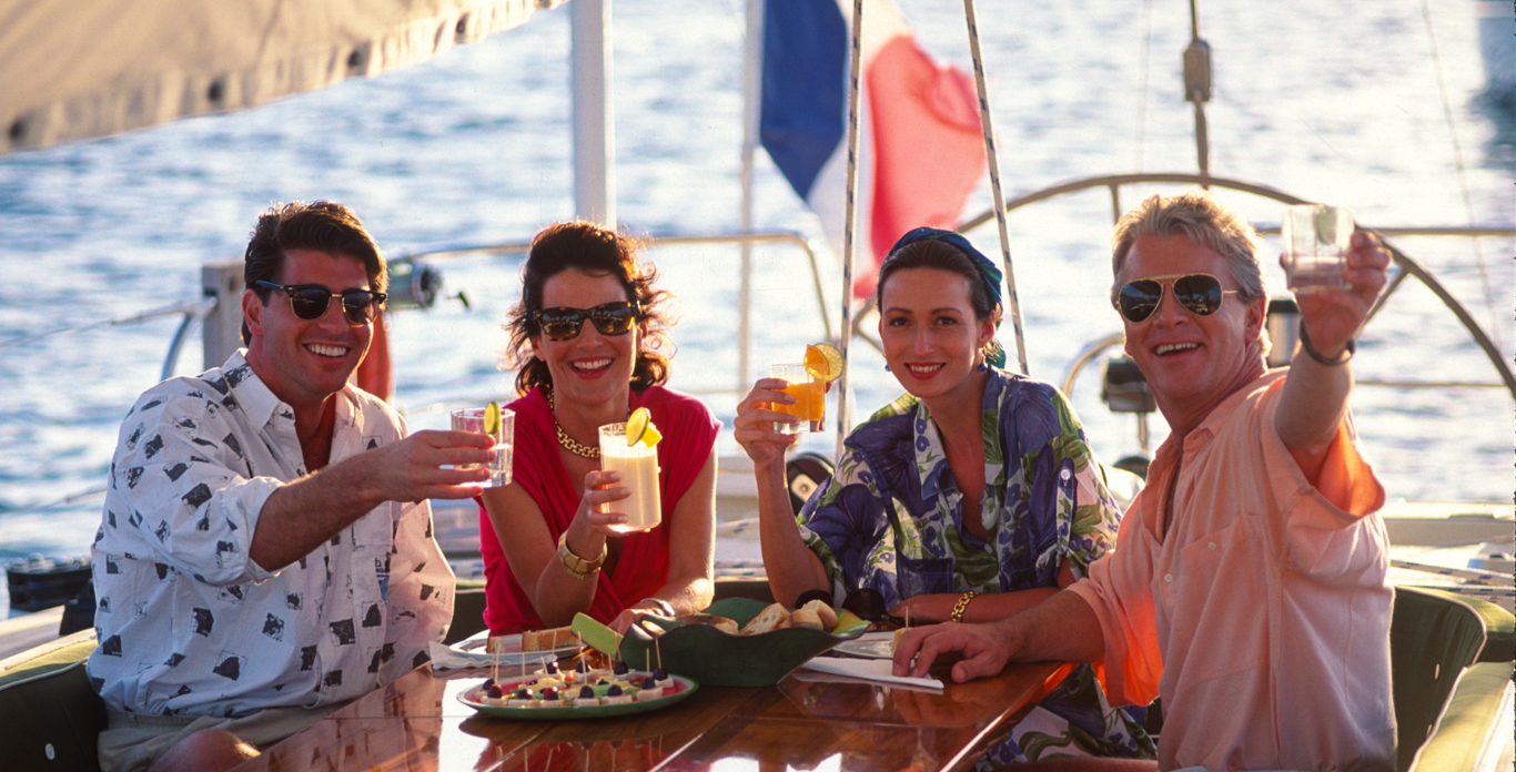 Yacht charter tips on vacation choices