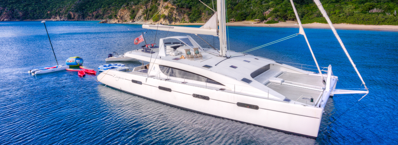 Virgin Islands Catamaran Charter Specials