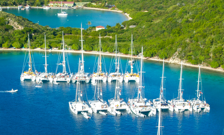 Corporate Yacht Charter Flotilla