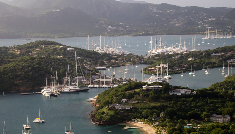Antigua Yacht Charter Meeting