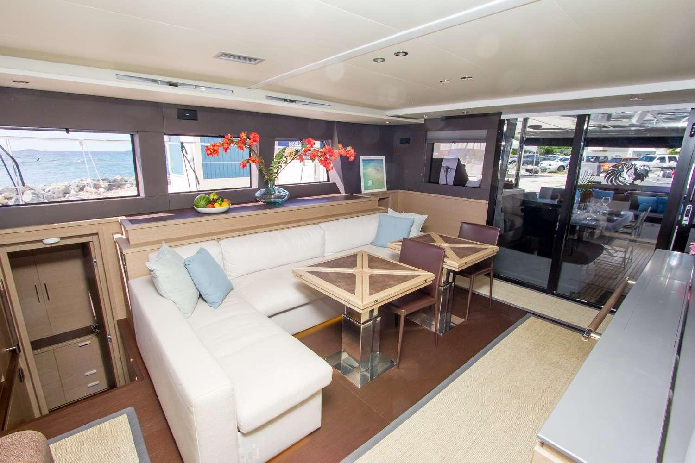 Cat Yacht 'Cat', 8 PAX, 3 Crew, 64.00 Ft, 19.00 Meters, Built 2018, Lagoon, Refit Year