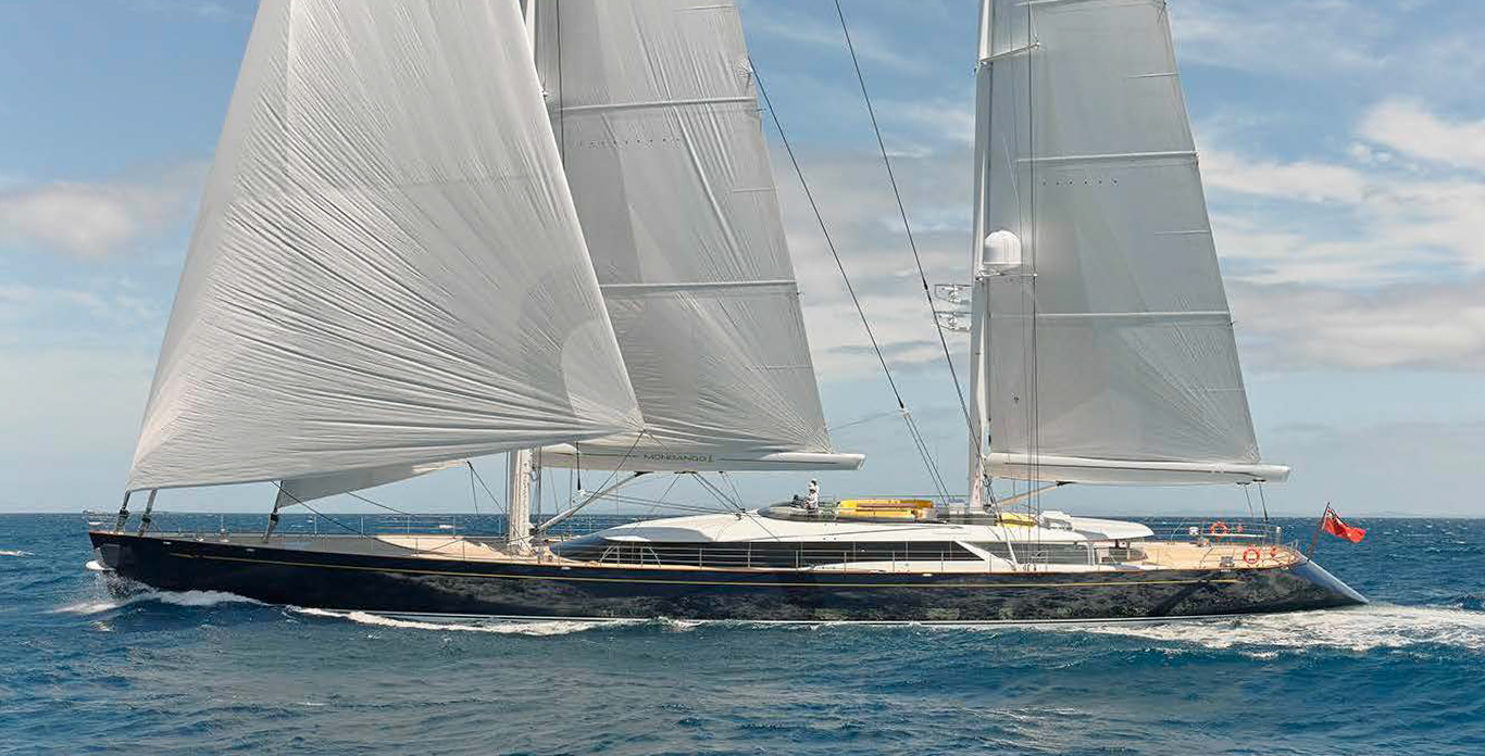 luxury sailing yacht charter