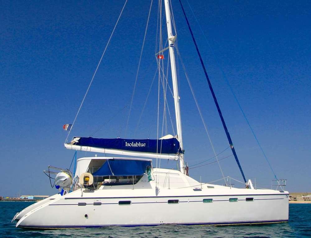 Cat Yacht 'Cat', 6 PAX, 2 Crew, 49.00 Ft, 14.00 Meters, Built 2001, PRIVILEGE ALLIAURA MARINE GROUP, Refit Year 2016/2017