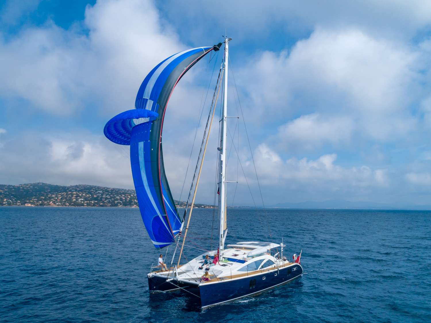 Cat Yacht 'Cat', 6 PAX, 2 Crew, 50.35 Ft, 15.35 Meters, Built 2011, Discovery Yachts, Refit Year