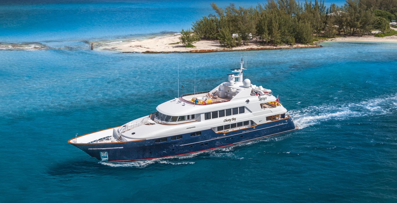 Ten Best Caribbean SuperYacht Charters for 2020-2021