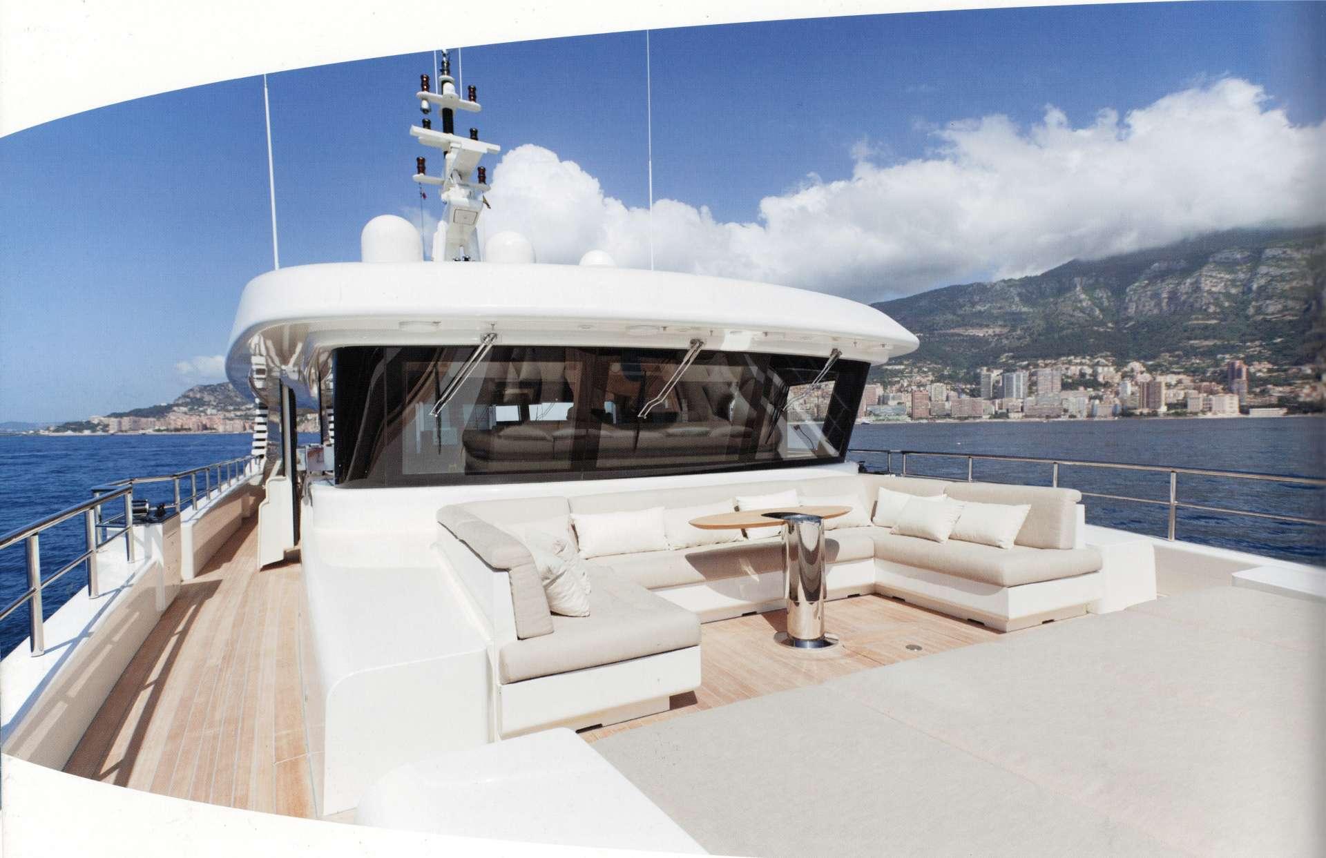 Power Yacht 'Power', 11 PAX,  Crew, 147.00 Ft, 45.00 Meters, Built 2012, ., Refit Year