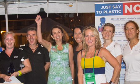 Going Green Yacht Charters Awards Ceremony