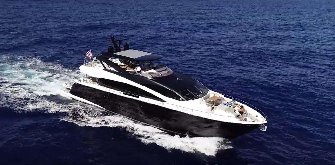 Power Yacht 'Power', 8 PAX,  Crew, 85.00 Ft, 26.00 Meters, Built 2019, Sunseeker, Refit Year