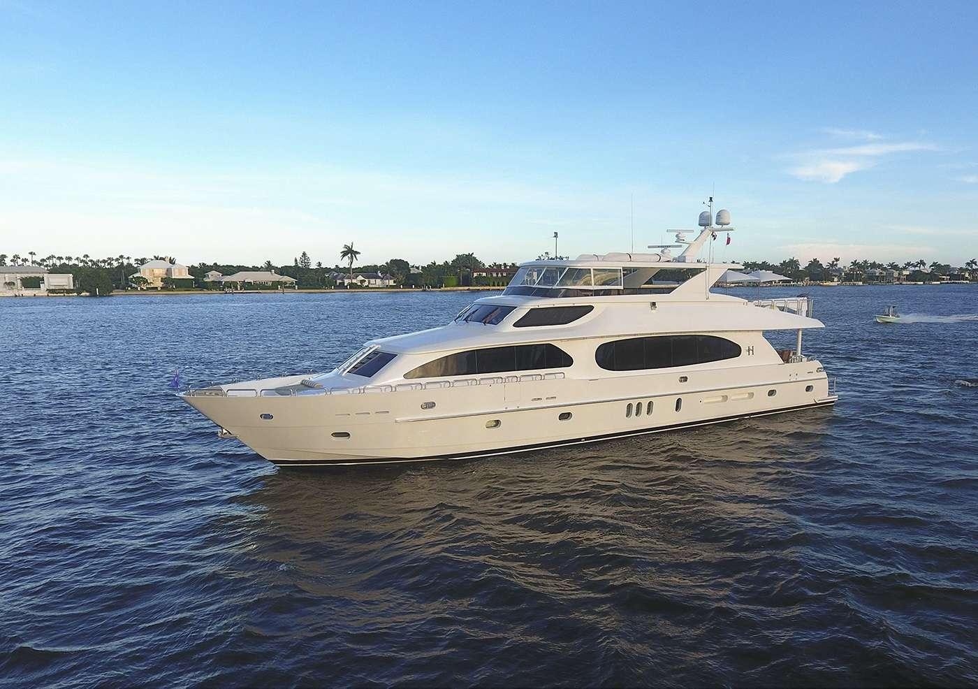 Power Yacht 'Power', 8 PAX, 5 Crew, 101.00 Ft, 30.00 Meters, Built 2011, Hargrave, Refit Year 2016