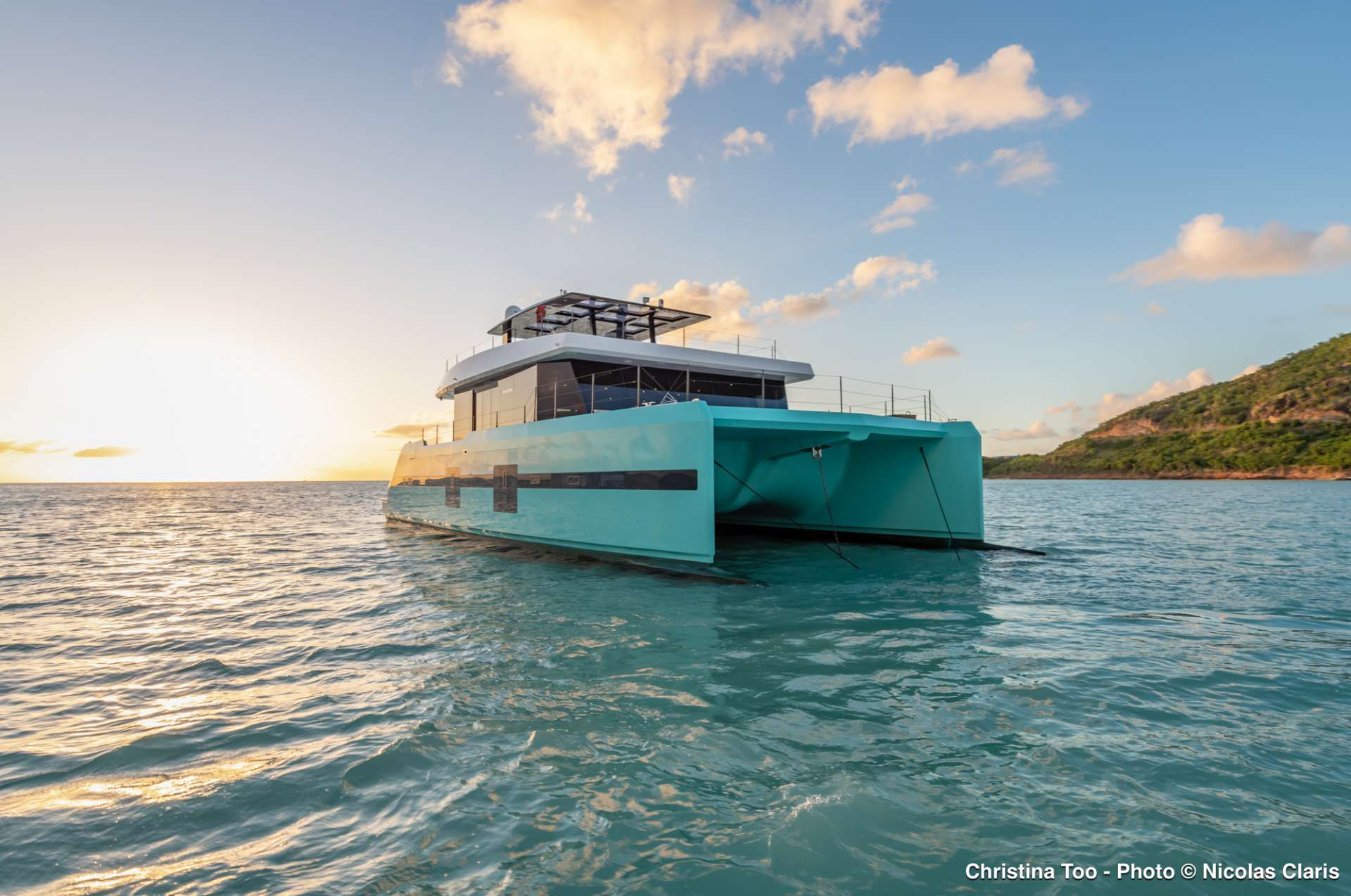 Power Yacht 'Power', 8 PAX, 4 Crew, 68.00 Ft, 20.00 Meters, Built 2017, Sunreef Yachts, Refit Year